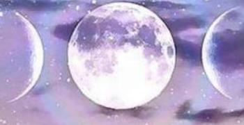 Курс Загадай желания в Лунное затмение